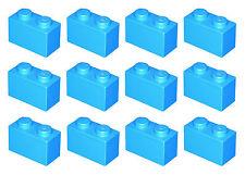 Missing Lego Brick 3004 Blue x 12 Brick 1 x 2