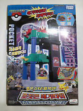 TAKARA TOMY POKEMON DP : MEGA TOWER W/ Giratina + Shaymin Figure (Korea Ver.)