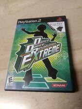 Dance Dance Revolution Extreme PlayStation 2 PS2 Konami