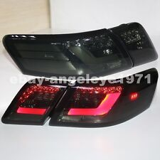 For TOYOTA 2006-2008 year Camry V40 LED Tail Lights Rear Lamps Smoke Black Color