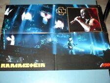 Rammstein Poster für Musikfans