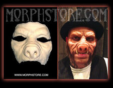Halloween/Foam latex/Pig/Hogsworth/Mask/lot.