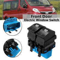 Front Door Electric Window Switch Fits For Vauxhall Vivaro A / Movano B  DYY!