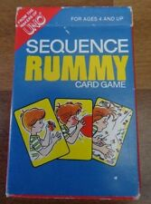 Rummy Vintage Card Games
