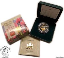 Canada 2002 50 Cents Golden Tulip Silver Coin