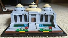 "Lego Custom Moc - Isla Nublar Visitors Center - ""Architecture"" Styled"