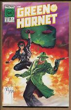 Green Hornet #6 - Signed! - 1990 (Grade 9.0)