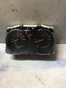 Nissan Note 2009 Speedo Clocks