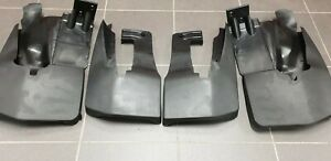 Mercedes Sprinter Mud flaps Splash Guard Front and Rear W906 2006 set BEGEL