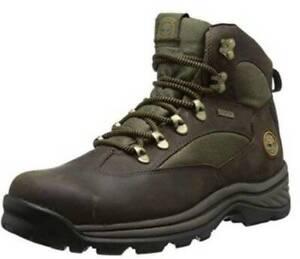 NIB Timberland Chocorua Trail Mid Waterproof Hiking Boot Brown 15W/L