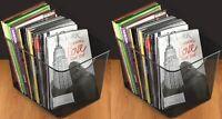 YbmHome Household Wire Mesh Open Bin  Storage Basket  Black 2268vc-2 Sold Per 2
