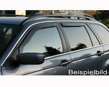 Rain Repellent Wind Deflector for Land Rover Discovery 3 5tür AB 2005 4tlg