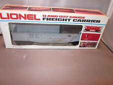 "LIONEL TRAINS ""O"" 027 GAUGE ROLLING STOCK NEW YORK CENTRAL LONG GONDOLA 6-6260"