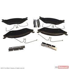 2002-2003 Ford Motorcraft Rear & Front  Disc Brake Pads BRF5