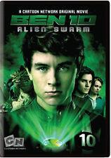 Ben 10 - Alien Swarm  (DVD) NEW sold as is