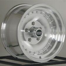 """15 inch Wheels Rims Chevy GMC Truck 1/2 ton 2WD Outlaw I 5 Lug 15x10"""" 5x5 AR61"""