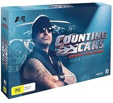 BRAND NEW Counting Cars - Under The Hood Boxset (DVD, 8-Disc Set) R4