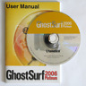 GhostSurf 2006 Platinum, CDROM with Serial Key and User Manual