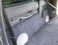 Ford Ranger & Mazda BT50 2012 -2018 subwoofer fibreglass Dual 10inch sub box