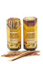 Honey Acres 100 HONEY STIX Sticks, Straws - Assorted Flavors, 500g - KOSHER
