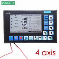 DDCSV2.1 CNC Control System USB 500KHz  4 Axis Motion Controller TFT Linkage