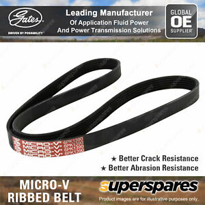 Gates Accessory Drive Belt for Holden Cruze 1.4 Turbo JH 11-ON Premium Quality