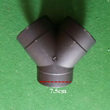 Air ducting Y Elbow pipe For Air Diesel Parking Heater Exhaust Connector
