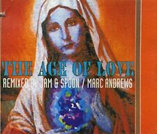 Age of Love Age of love-Jam & Spoon/Marc Andrews Remixes (1992, #zyx.. [Maxi-CD]