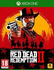 Red Dead Redemption II 2 XBOX ONE UK Pre-Order Release Date 26th October 2018