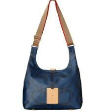 ODLA KIELY Giant Linear Midi Sling Bag -Twilight Blue