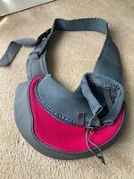 Pet Puppy Dog Carrier Backpack Travel Tote Shoulder Bag Mesh Sling Carry Pack