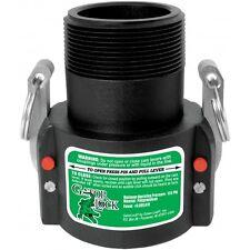 """Gator Lock GLP150B Cam Lock Coupler, 1-1/2"""""""
