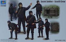 TRUMPETER® 00434 Soviet Soldier Crew for Scud B Figuren in 1:35