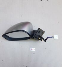 2005 FIAT IDEA 5DR N/S PASSENGERS SIDE ELECTRIC WING MIRROR IN BLUE
