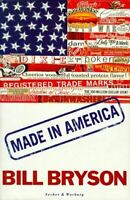 Very Good, Made in America, Bryson, Bill, Hardcover
