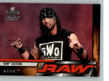 2002 Fleer WWE Raw vs Smackdown #6 X Pac