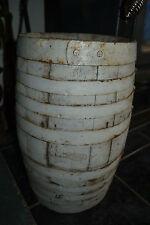 Antique Wood Whiskey Cask Beer Barrel