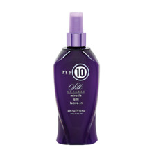 It's a 10 Silk Express Miracle Silk Leave-In Conditioner - 10oz