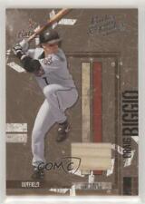 2004 Donruss Leather & Lumber Materials Bat /100 Craig Biggio #59 HOF