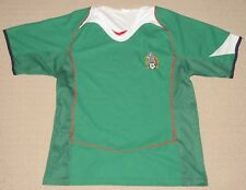 Mexico Futbol Federation Mexican National Soccer Football Jersey Shirt Small
