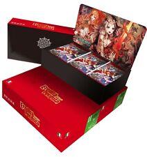 Cards Carte Box 36 Buste Gioco FOW Force of Will Eredità Perduta Italiano