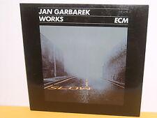 LP - JAN GARBAREK - WORKS - ECM