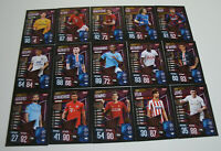 Topps Match Attax Champions League 2019/2020 - alle 15 Super Squads (SS1-SS15)