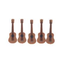 1:12/1:24 Dollhouse Miniature Music Instrument Classical Guitar Home Decor VP
