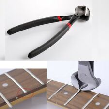 Sharp Fret Nippers Flush Cutting End Nips Fast Cutter Pliers for Guitar Bass