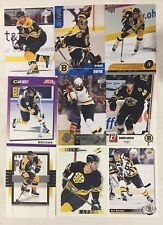 BOSTON BRUINS 50 Different Card Team Lot BOURQUE NEELY CHARA + 1990-2015
