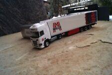 "Herpa  Scania CR HD Kühlkoffer Sattelzug ""Müller Transport AT   Exclusiv Modell"