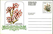 """Südafrika Karten-Ganzsache ungebraucht 1979 Serie Blumen 8 C Homeland """"VENDA"""""""