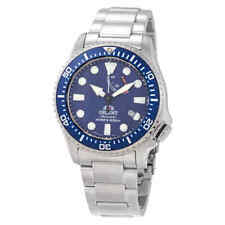 Orient Triton Automatic Blue Dial Men's Watch RA-EL0002L00A