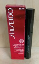 Shiseido Perfect Mascara Defining Volume Black Noir BK901 0.29oz box not perfect